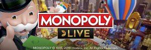 Monopoly live board game bonus round