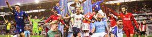 English Premier League 2021 Football Players Goal Reboot