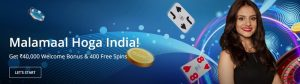 twin casino welcome offer for Indian players