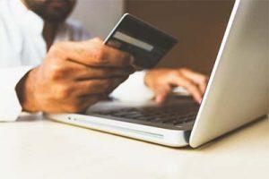 Online paymetn method debit card