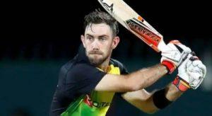 T20 Cricket Glenn Maxwell